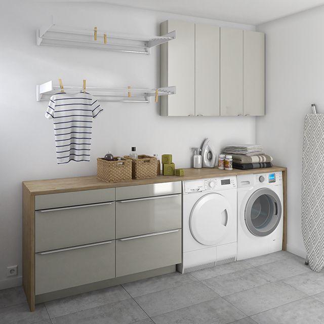 25 best ideas about salle de bains taupe sur pinterest. Black Bedroom Furniture Sets. Home Design Ideas