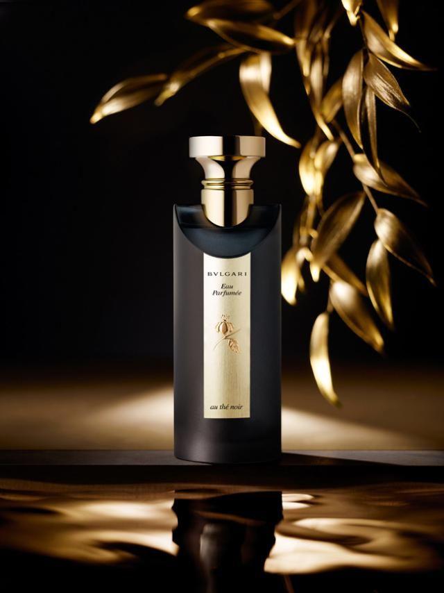 5 Most Seductive New Fall Fragrances: Bulgari Eau Parfumee au The Noir (Black Tea)