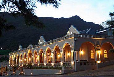 Royal Hotel in Riebeek Kasteel - one of the oldest hotels in one of the oldest villages in South Africa