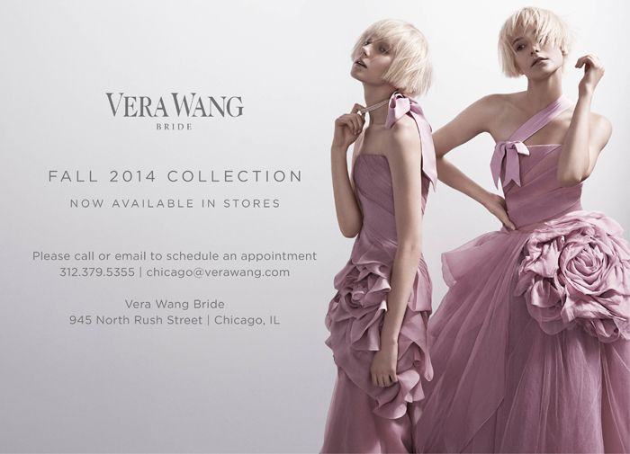 Attention Chicago The Vera Bride Fall 2017 Collection Has Arrived Also Available In Reception Dresseswedding