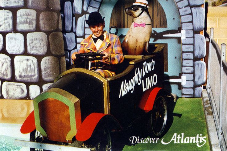 Atlantis Post Card #2