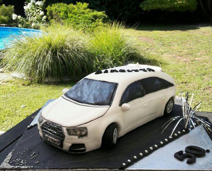 3D Auto Torte.....Audi a3