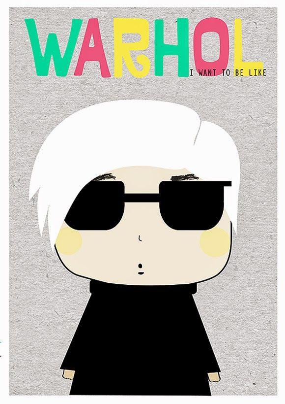 Pinzellades al món: Andy Warhol