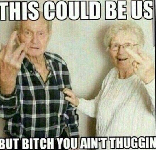 relationship goals meme old people