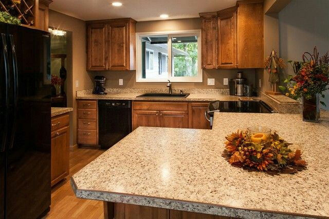 Laminate Milano Quartz Kitchen Remodel Pinterest