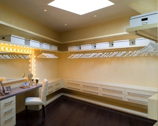 Closet Vanity In ClosetMaster