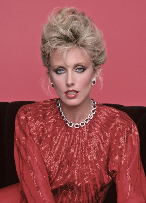 Morgan Fairchild.