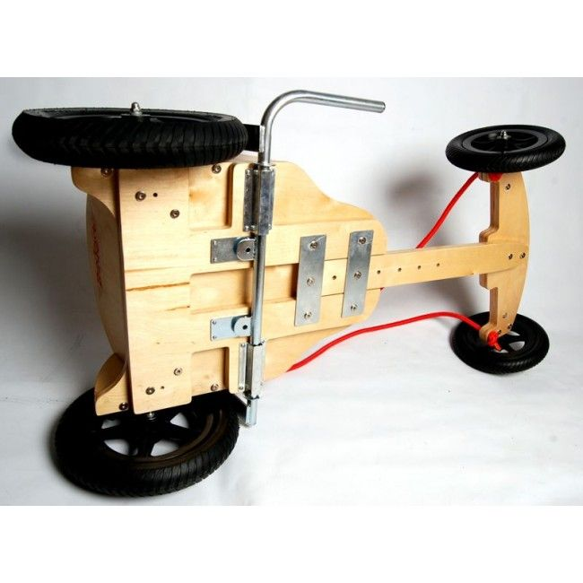 kiddimoto wooden billy cart - Google Search