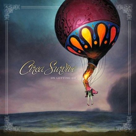 Circa Survive - On Letting Go: Deluxe Ten Year Edition Vinyl LP