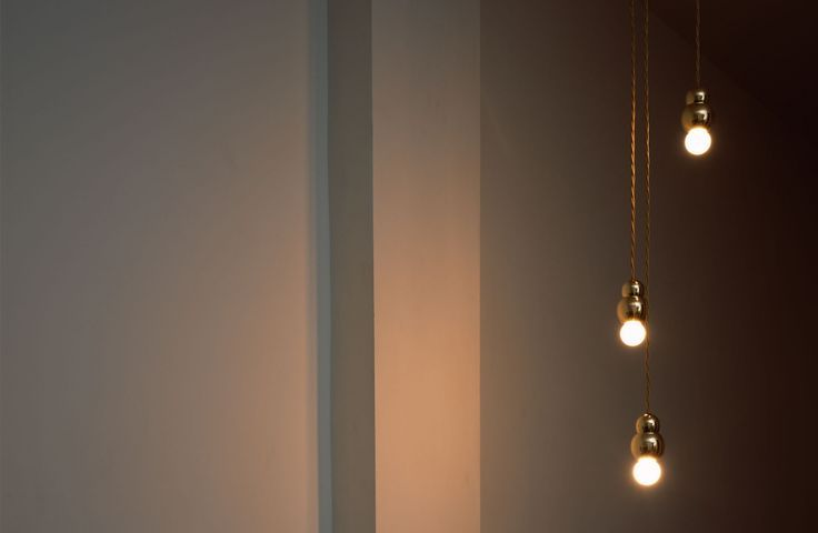 3 Cluster Ball Michael Anastassiades