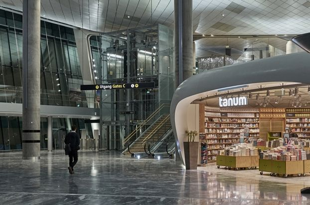 Oslo Airport Oslo Norway Nordic Office Of Architecture Assisted By Nsw Architects Architecture Architect Oslo Airport