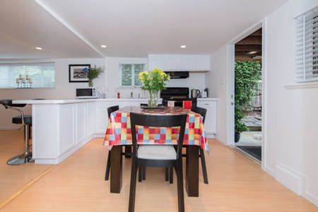 Check out this awesome listing on Airbnb: New 1BD private garden suite.  in North Vancouver