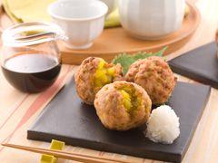 きんとん揚げつくね  https://recipe.yamasa.com/recipes/345