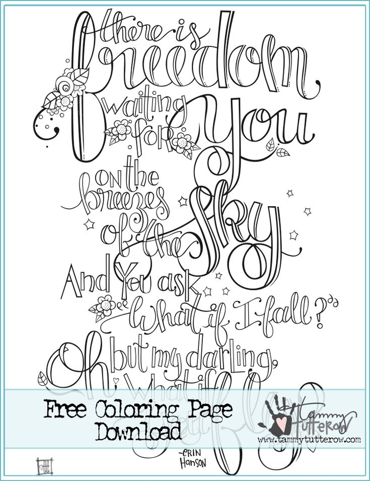 crafty tbt what if you fly free coloring page remastered