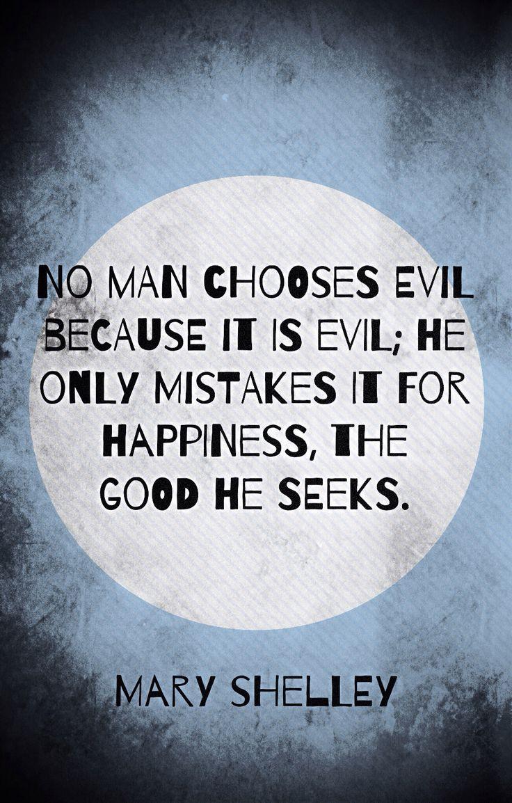 Mary Shelley wisdom