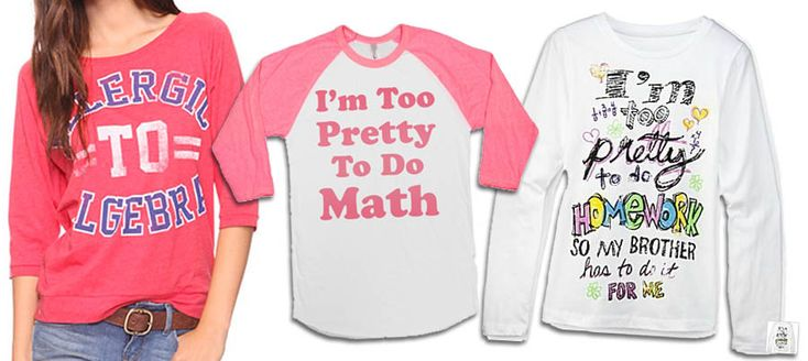 You Are What You Wear The Dangerous Lessons Kids Learn From Sexist T-Shirts - The Huffington Post