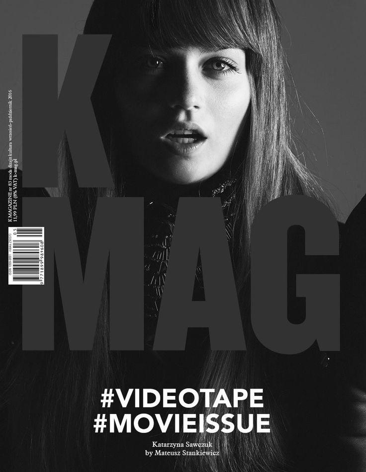 Numer #83 K MAG od jutra w sprzedaży. W najnowszym wydaniu wracamy do klimatów retro. Czego jeszcze możecie się spodziewać? Przeczytajcie wstępniak naszego redaktora naczelnego, Mikołaja Komara: http://bit.ly/2bRQtuV  #VIDEOTAPE #MOVIEISSUE Model: Katarzyna Sawczuk  Foto: Mateusz Stankiewicz