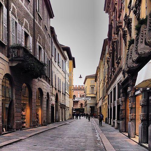 Via Emilia S. Stefano, Reggio Emilia
