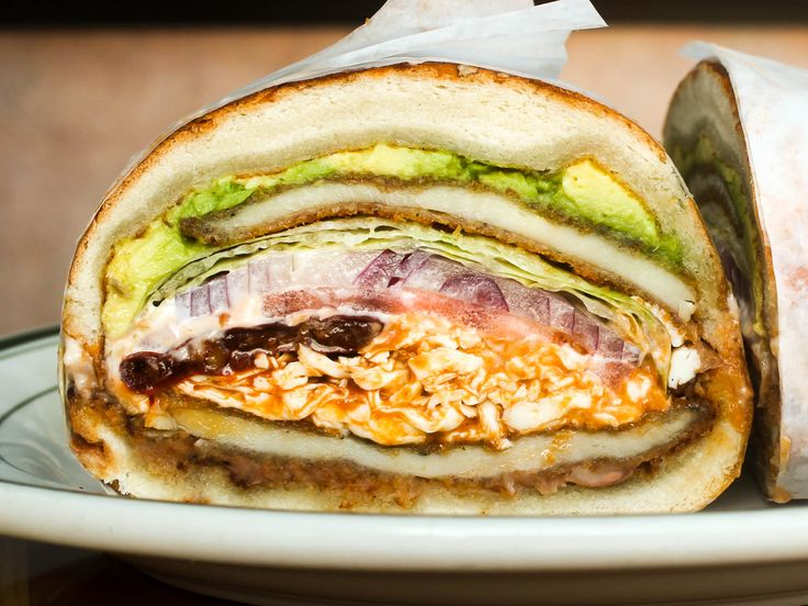 ALL ABOUT MEXICAN SANDWICHES Tortas, pambazos, cemitas, and more: digging into our favorite Mexican sandwiches.