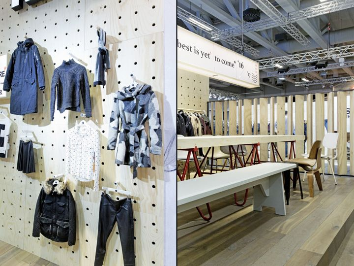 Berghaus Exhibition Experience by Mynt Design at ISPO 2016 Munich
