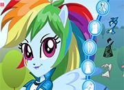 Equestria Girls Rainbow Dash | Juegos Equestria Girls - Rainbow Rocks