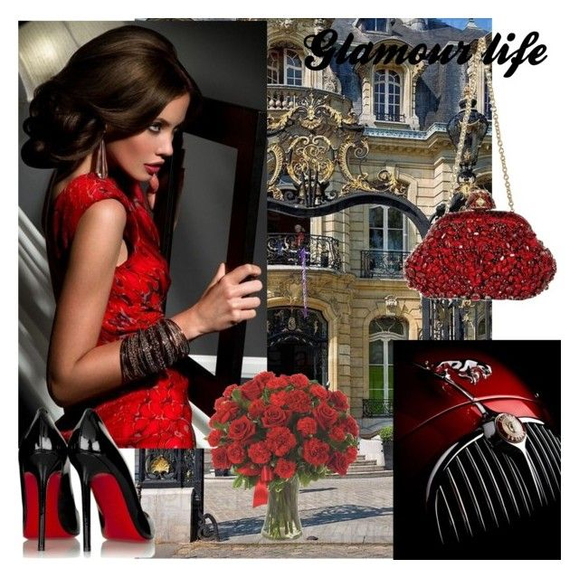 """GLAMOUR LIFE"" by kidsfashion001 on Polyvore featuring moda"