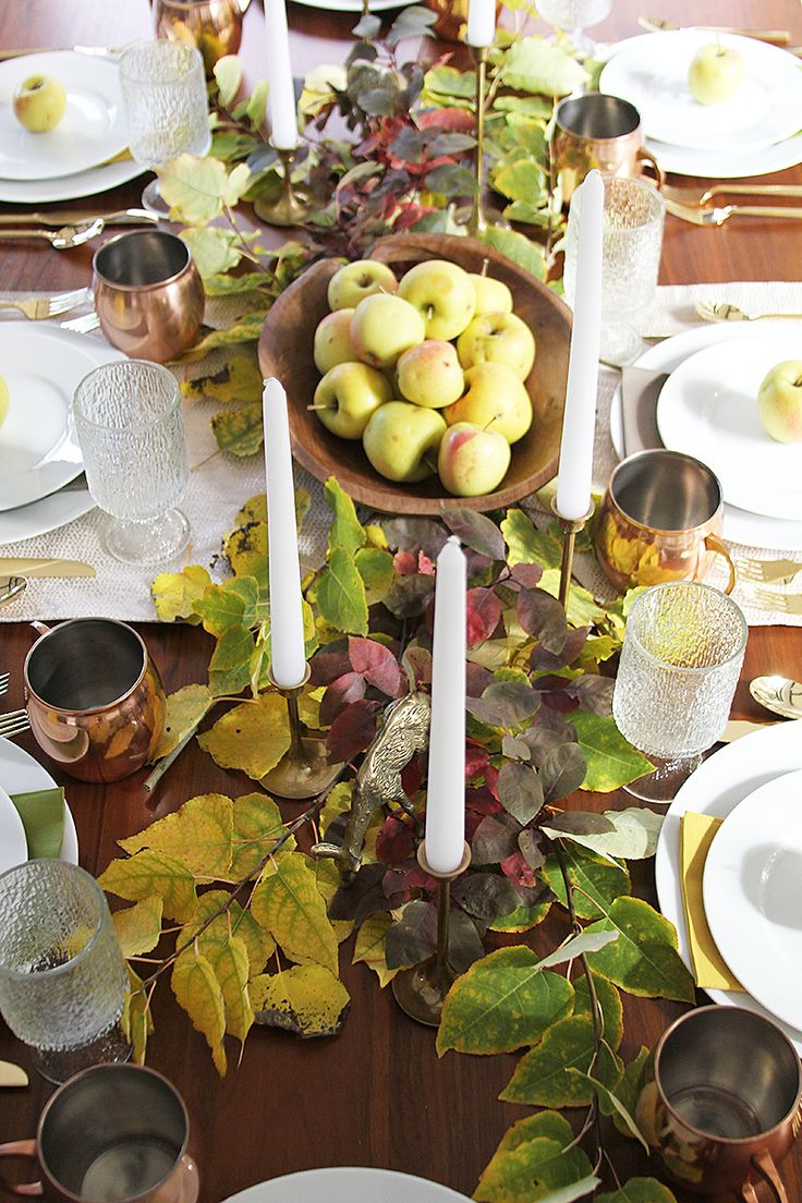 250 best images about Fall Entertaining on Pinterest