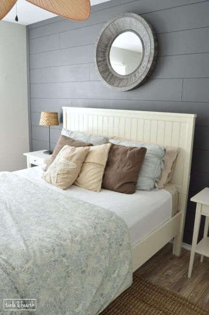Thanks to HGTV's Fixer Upper, the Gaines' love for shiplap walls has spread like wild fire across the nation. These wooden boardsadd dimension and interest to any space. Shiplap is not a new concept. It is a type of wooden interior wall paneling identified by long horizontal (or vertical panels) with distinctive channels in between …