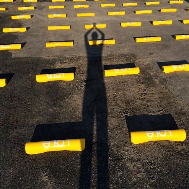 Thanks to @Oikos_Canada for hosting our writer Kali to participate in the massive #escapemoment that is the Lolë White Tour in Montreal!​ From the looks of this photo she took she definitely found her #MomentDEvasion​ 🌞👌❤