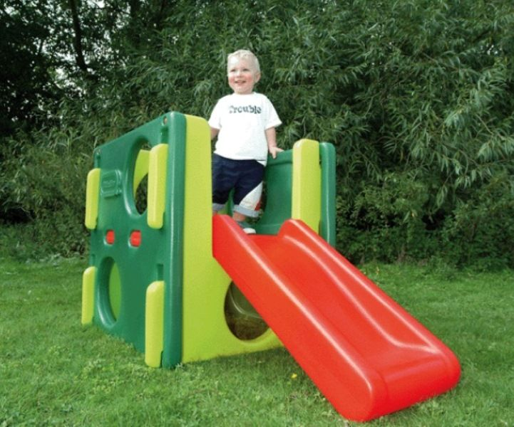 Little Tikes Junior Activity Gym U2013 Evergreen Suitable From 2 Years Toddler  Gym For Climbing,