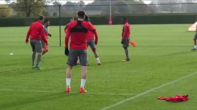 Watch the boys train LIVE at London Colney during the international break