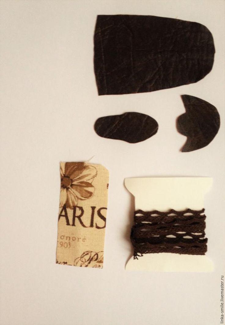 Делаем обувь для Тильды с прямыми ножками - Ярмарка Мастеров - ручная работа, handmade