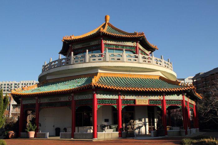9. The Pagoda Restaurant and Tea House, Norfolk