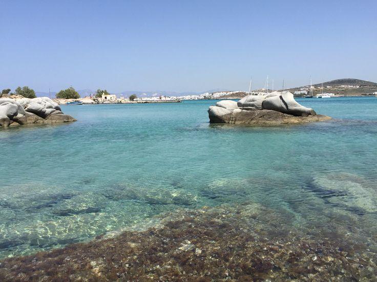 Paros.Kolymbithres beach