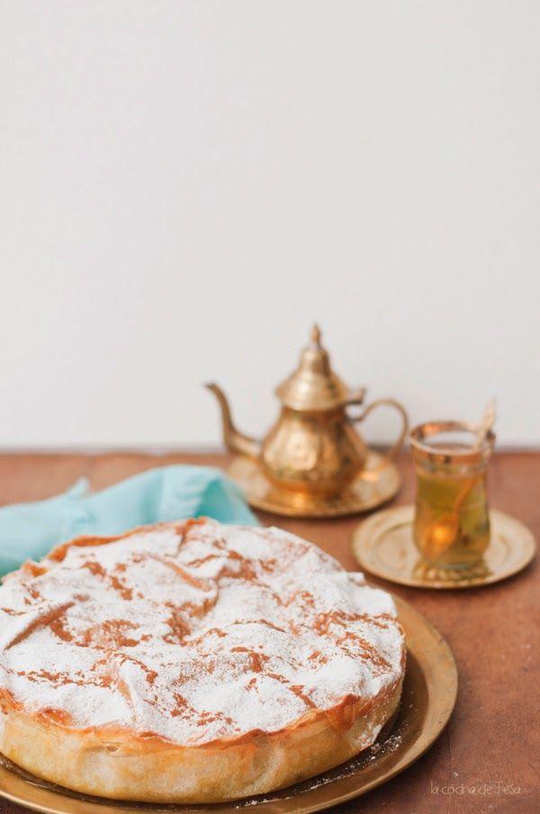 La cocina de Tesa: Pastela de pollo
