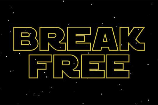 Video Premiere: Ariana Grande - Break Free [Lyric Video] ft. Zedd
