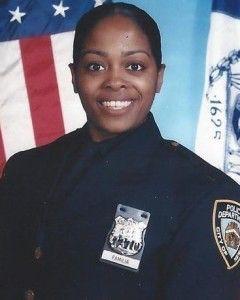 Always remember: Detective Miosotis Familia, New York City Police Department, New York
