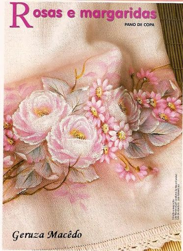 Pintura em Tecido-N.7 Luis Moreira - Geruza Macêdo - Álbuns da web do Picasa