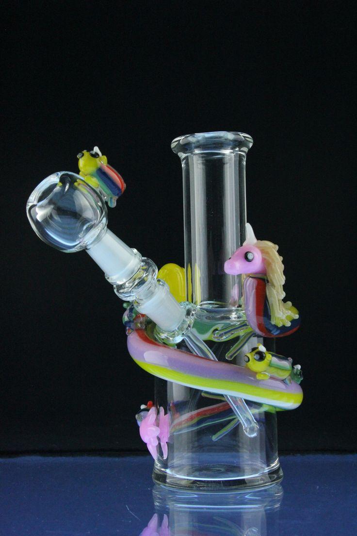 Empire Glassworks Adventure Time Themed Vapor Rig – Dab Rigs
