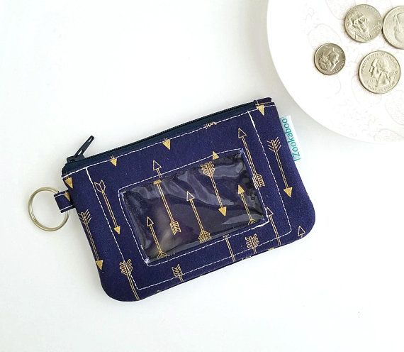 b10d921f893 Womens Wallet - Cute Wallet with Window - Keychain ID Wallet - Minimalist  Wallet - Slim Wallet - Col   Products   Pinterest   Wallets for women, ...