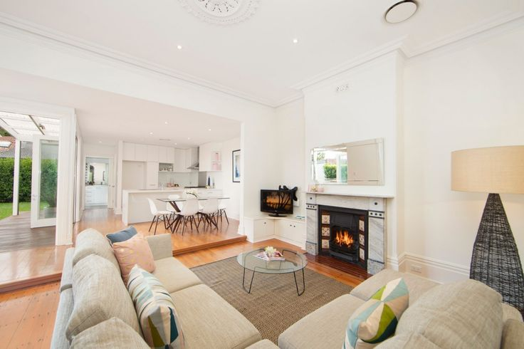 Beautifully renovated home with sunny garden - 79 View Street Annandale at Pilcher Residential