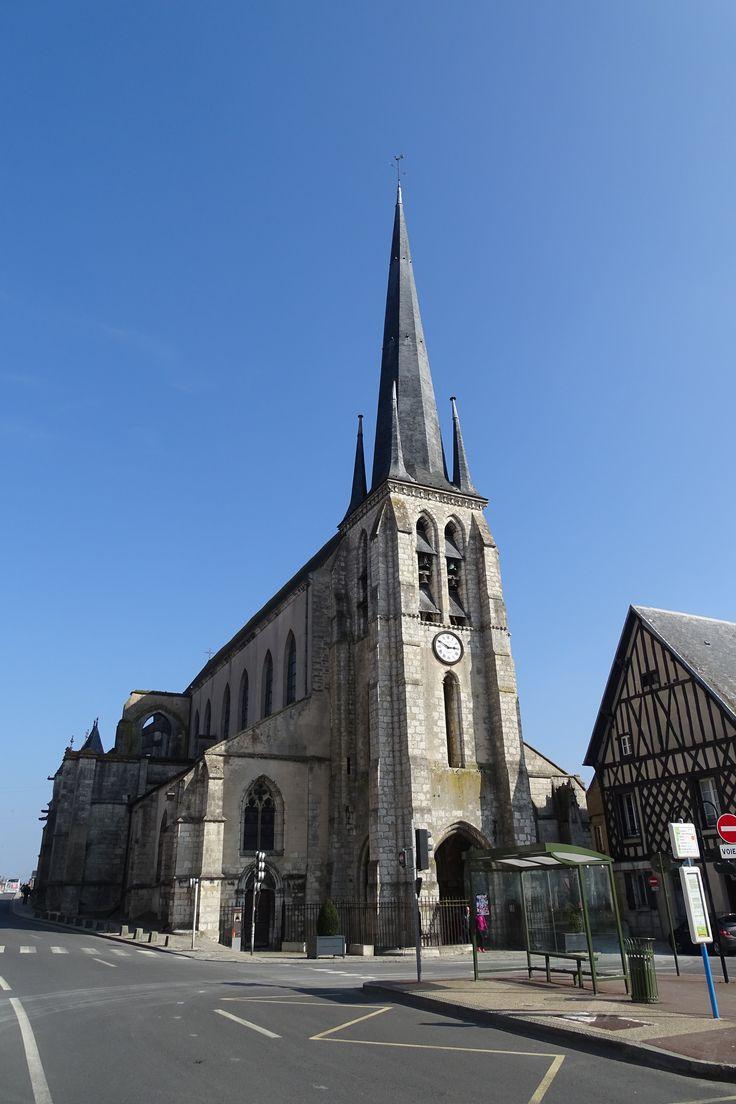 Eglise Saint Jean Baptiste - Nemours
