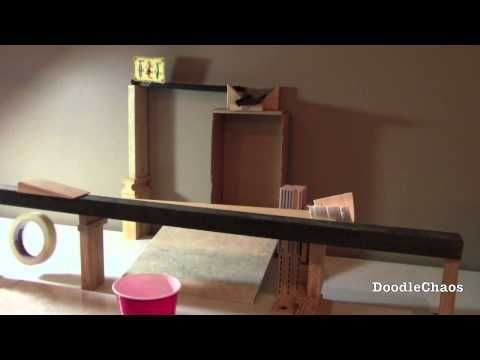 Overcomplicating - Ping Pong Trick Shots - YouTube