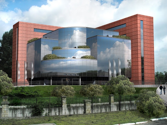 Visualisation  of New Informatics Technology Center