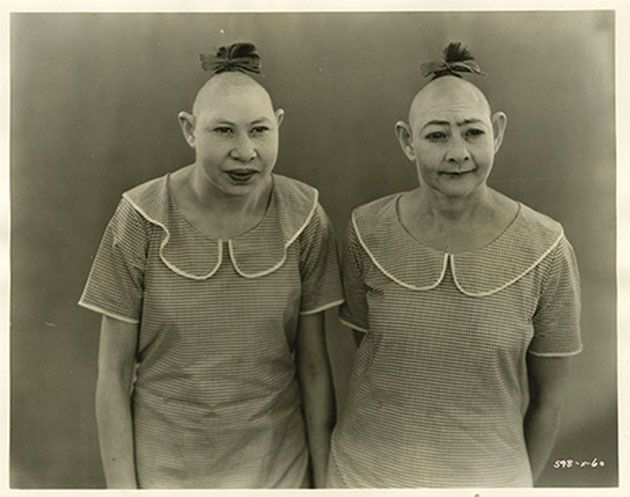 Vintage Casts Portrait Photos From Tod Browning's 1932 Cult Classic 'Freaks'