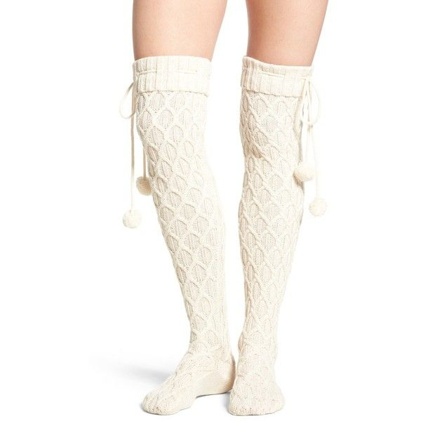 25 Cute Cable Knit Socks Ideas On Pinterest Winter