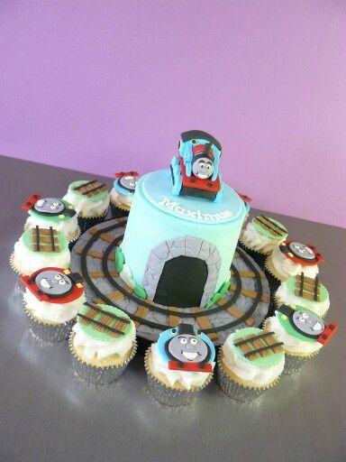 Thomas Cake and Cupcakes