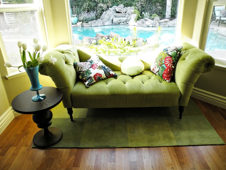 107 best fainting couch chaise lounge images on pinterest for Ava chaise lounge