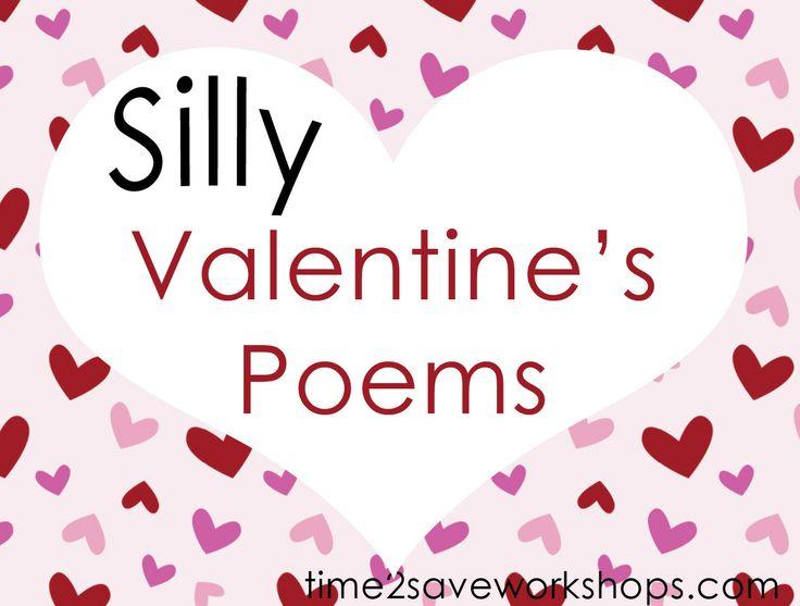 funny valentines day short poems for kids to memorize. Black Bedroom Furniture Sets. Home Design Ideas