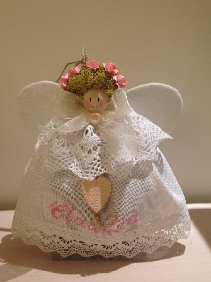 Birth Announcement Angel #handmade visit the facebook page https://www.facebook.com/ilovetundra?fref=ts